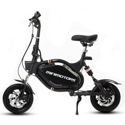 Minimotors TEMPO 52V S2 1200w Seated Electric Scooter (for USA only)