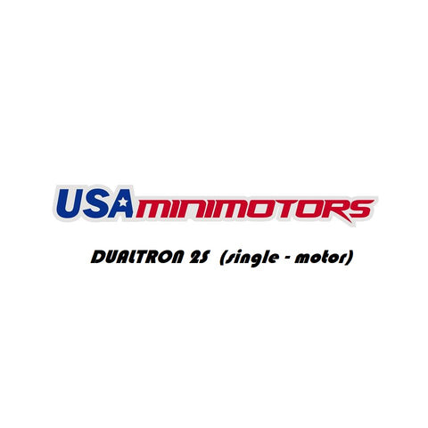 Dualtron 2S Single-motor (For Central & South America)