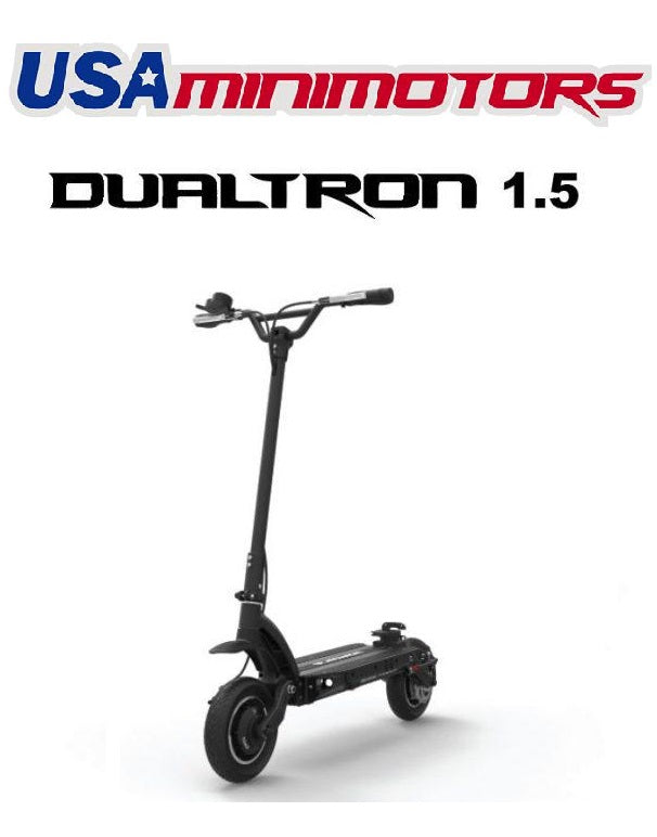 Dualtron 1.5 MX in usa. its one of minimotors premium electric scooter. This has landed in Los Angeles, California, USA
