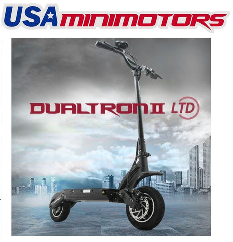 Dualtron 2 limited edition in usa. its minimotors top selling dualtron