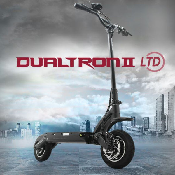 Dualtron 2.0s - Single motor - Scootersg