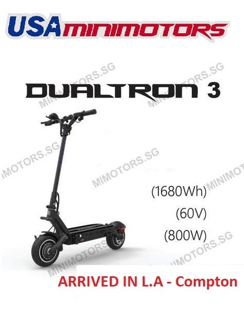 Dualtron 3 - 2018 (For Central & South America)