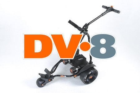 DV8 Remote controlled - Scootersg