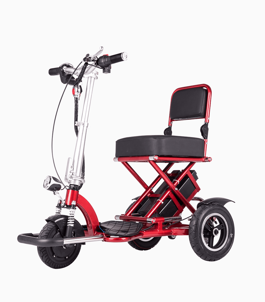 Pre-owned Mobot Flexi 2nd Gen 3 Wheel Mobility Scooter