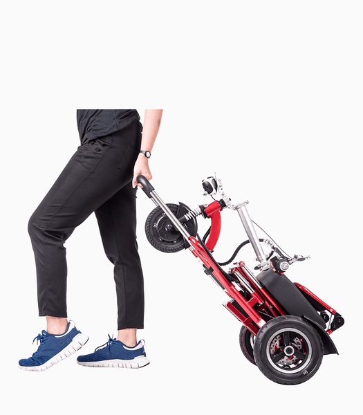 Mobot Flexi 2nd Gen 3 Wheel Mobility Scooter