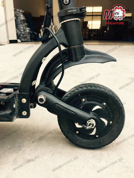 Dualtron RAPTOR - ScootersgDualtron Raptor electric scooter aka escooter in Singapore. its minimotors PREMIUM electric scooter AKA escooter. Scootersg.com