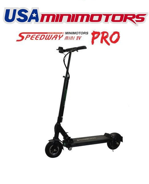 Speedway 4 Mini PRO (for USA Market only)