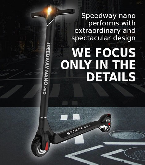 Speedway NANO PRO (for USA Market only) - Scootersg
