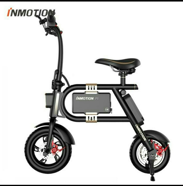 Inmotion P1D - Scootersg