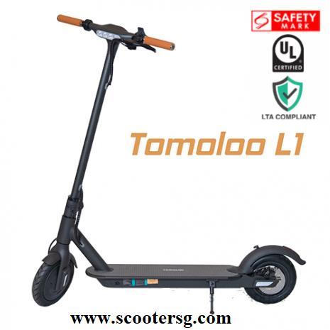 Tomoloo L1-1 UL2272 Certified Electric Scooter  - free local delivery