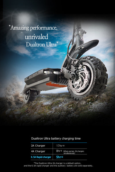 Dualtron ULTRA Ver 2.0 (for USA Market only) - Scootersg