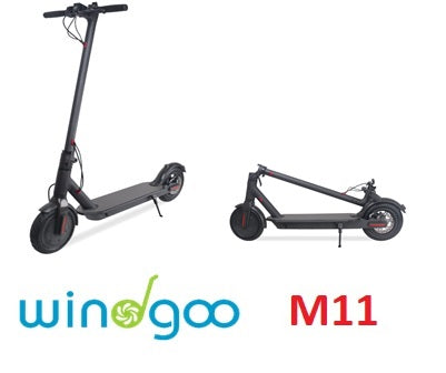 WINDGOO M11 electric scooter - Scootersg