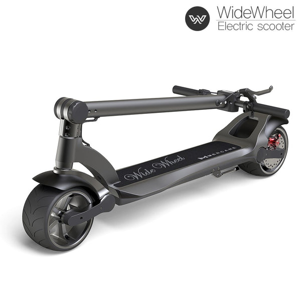 WideWheel Electric Scooter - International - Scootersg