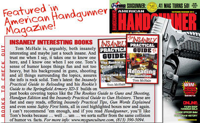 Featured in American Handgunner Magazine