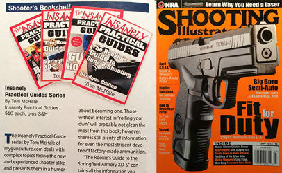 Featured in Shooting Illustrated Magazine