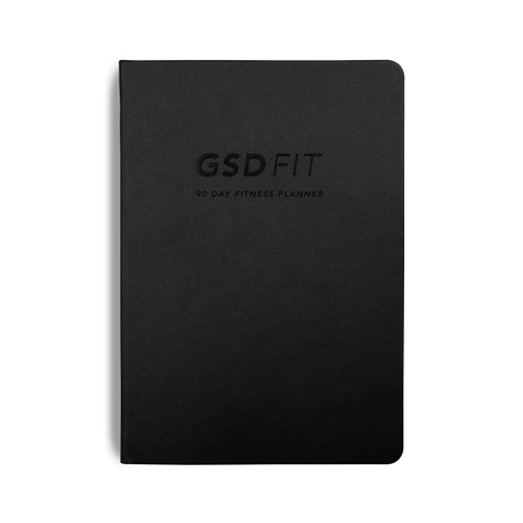 Migoals Best Seller - GSD FIT A5 FITNESS JOURNAL