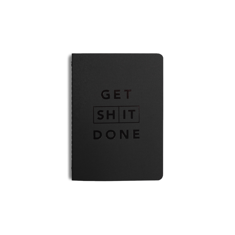 Migoals - Get Shit Done Classic A6