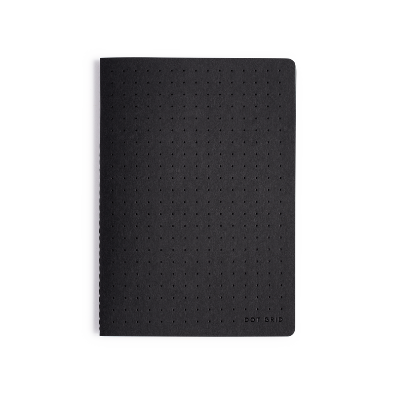Migoals - Dot Grid Notebook A5