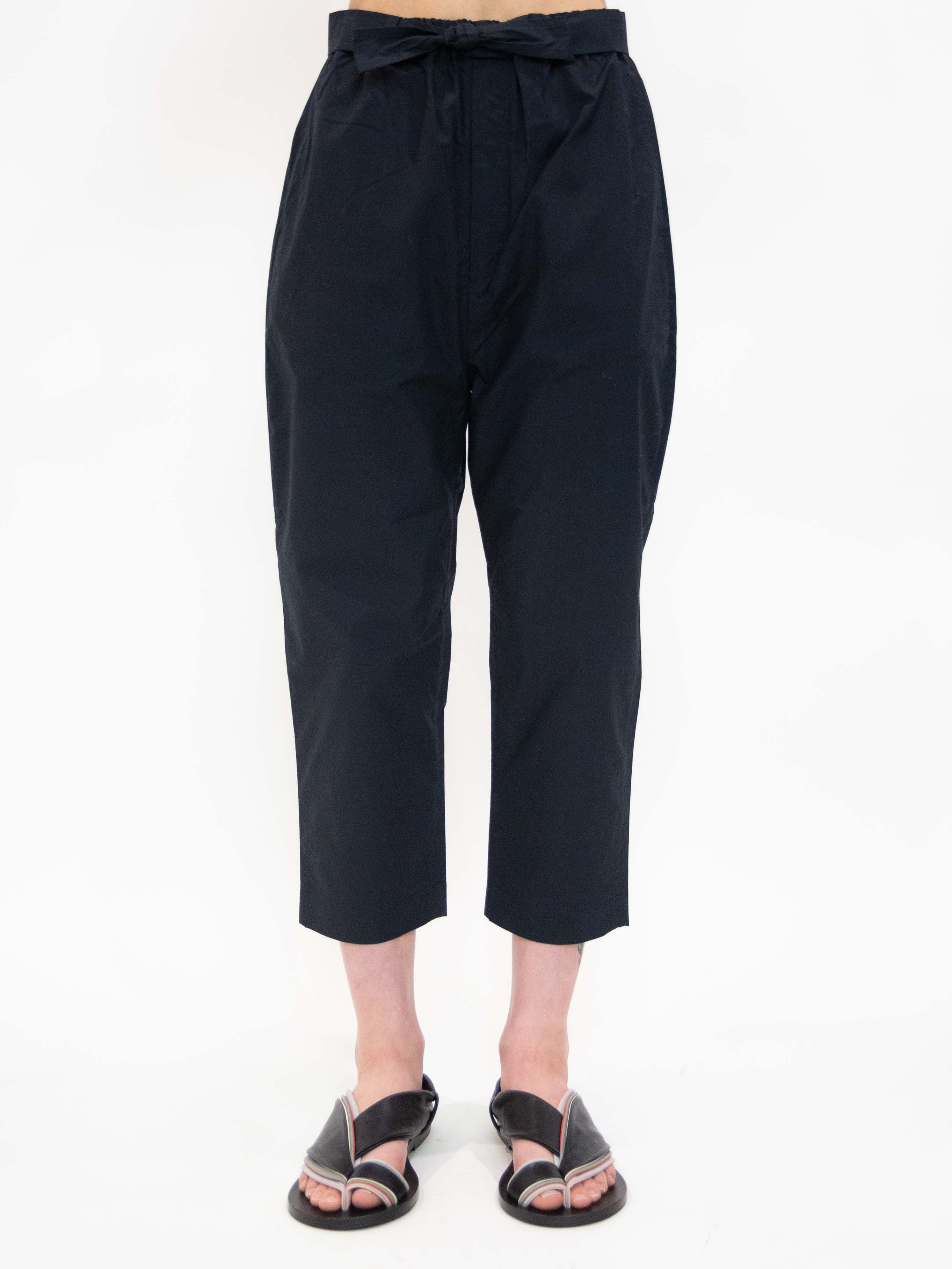 High Waisted Obi Pants by Cosmic Wonder
