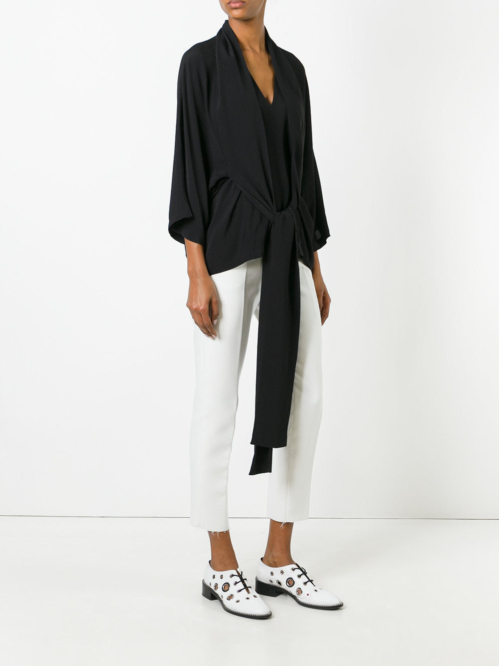 Lemon blouse - Black