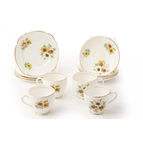 Vintage Duchess Bone China Tea Set  by Vivian Lam