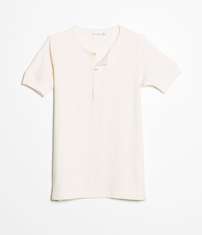 207 HENLEY 1/4 SLEEVE T-SHIRT