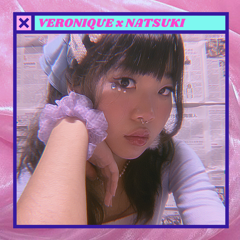 The NATSUKI x VERONIQUE EDIT: 90s Scrunchies