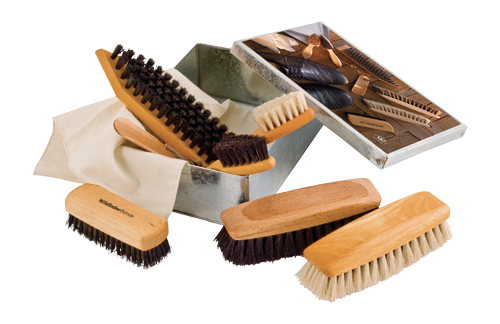 Shoe Care Brush Set