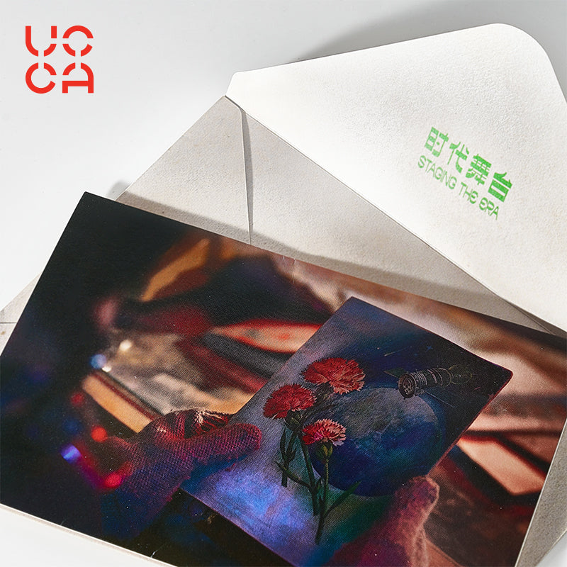 STE Music Card by UCCA X Cao Fei