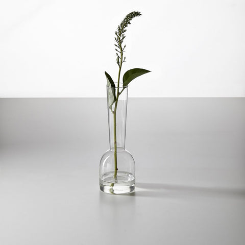 Gather Vase - Clear