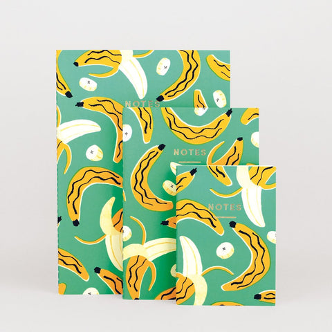 'Bananas' Notebook