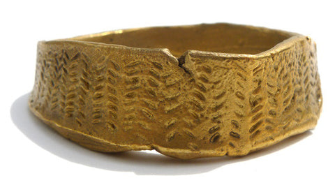 Cold Picnic - Etched Cuff