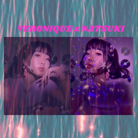 The NATSUKI x VERONIQUE EDIT: 90s Mermaid