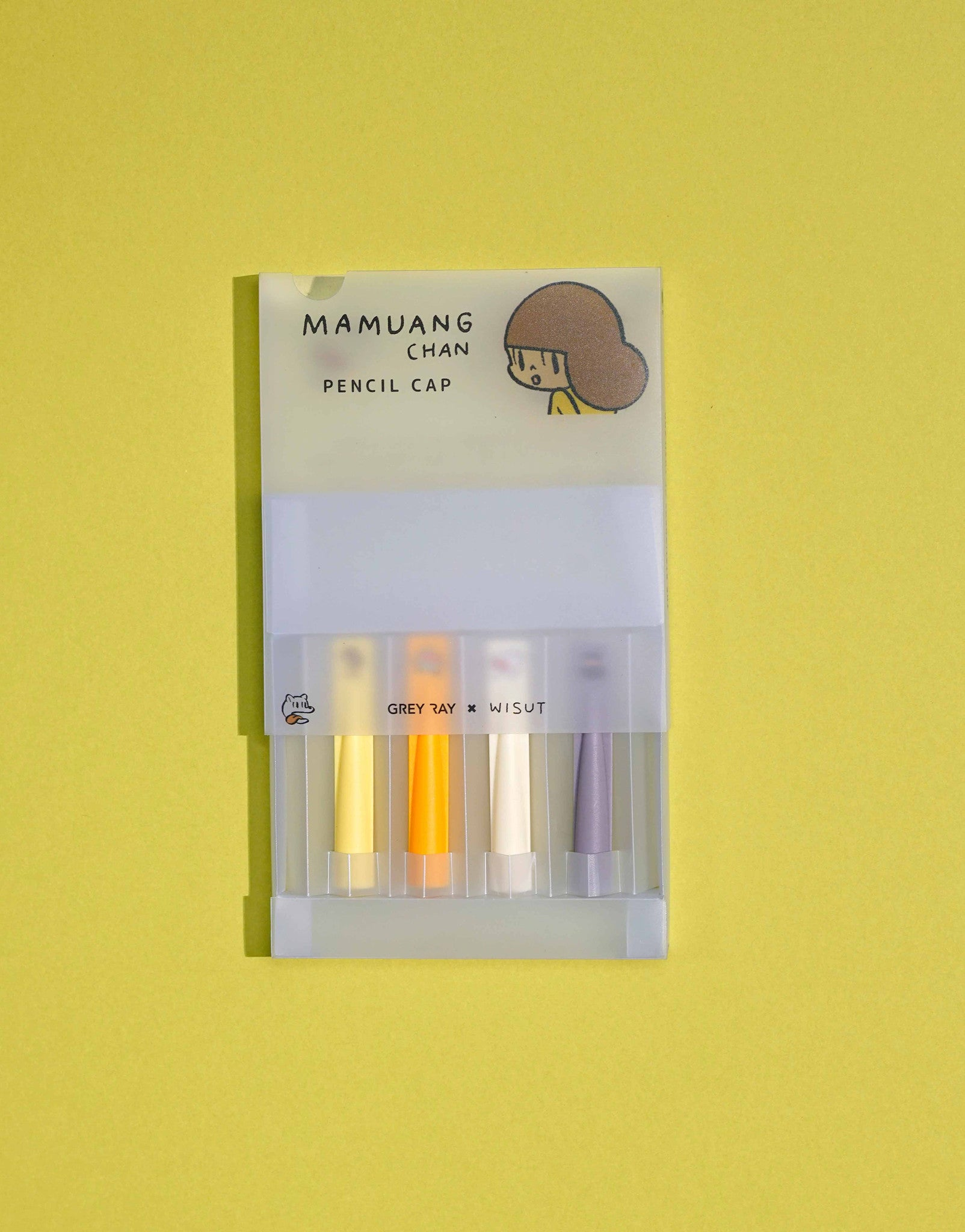 Grey Ray x Mamuang Pencil Cap