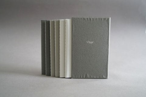 Notebook set by Ouur