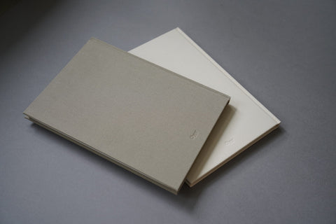 Canvas notebook by Ouur