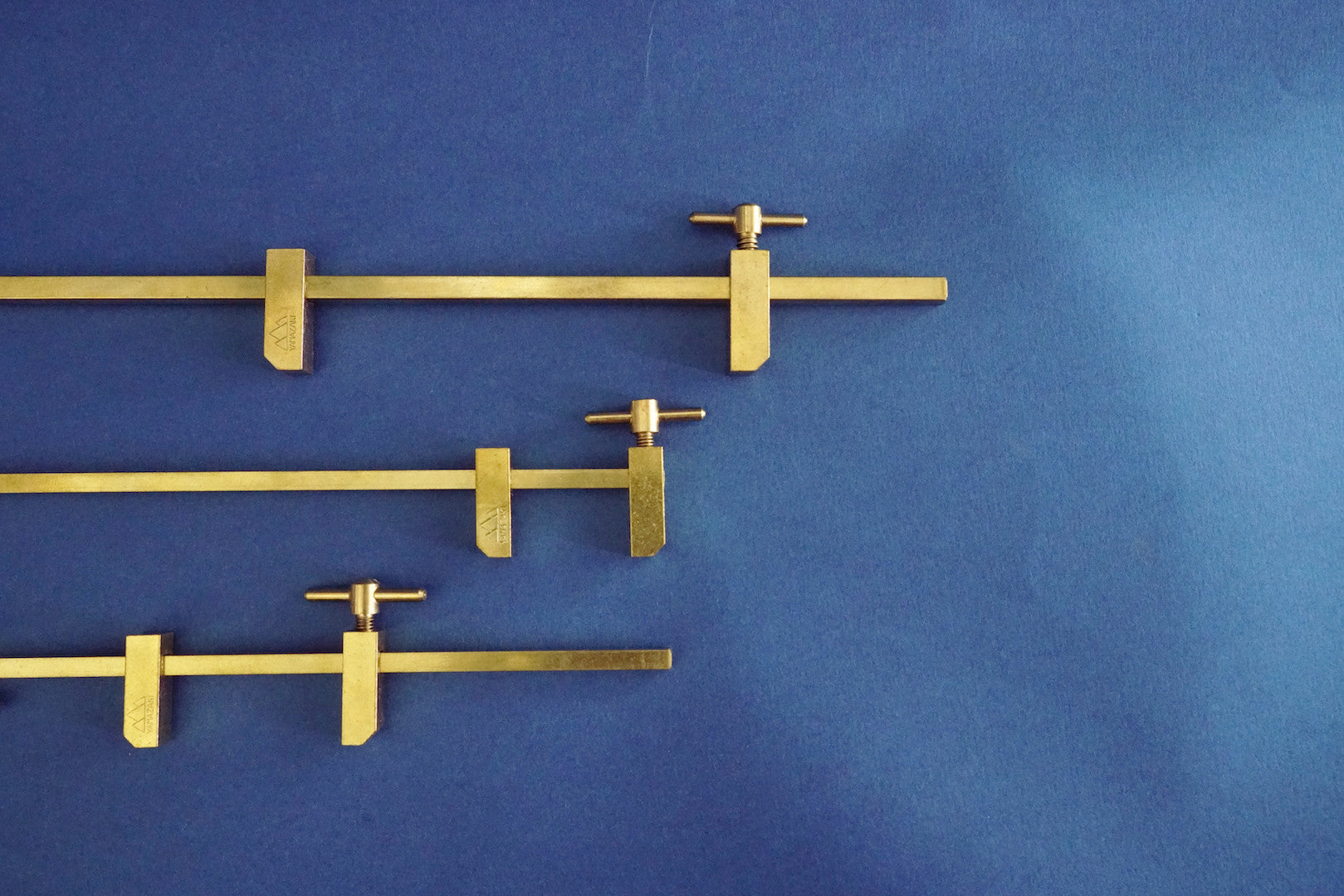 Hatagane Brass Clamp