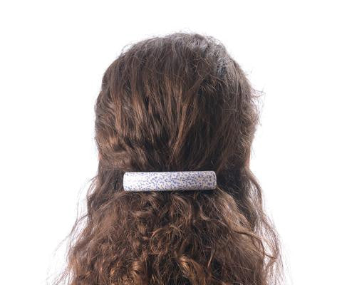 Hair Slide - Speckled