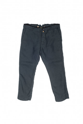 PA01/Cl Cropped Slim Pants
