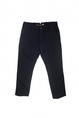 PA01/IT Cropped Slim Pants