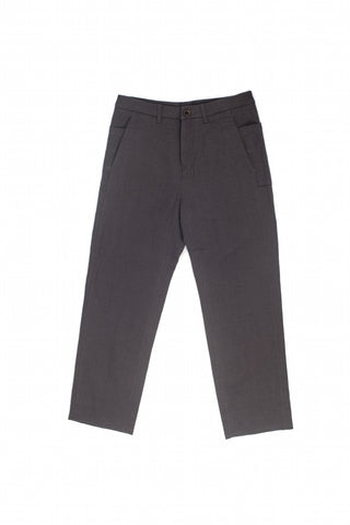 Cotton Linen Butcher Pants