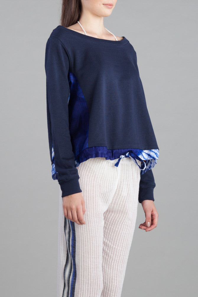 Side Panel Sweatshirt