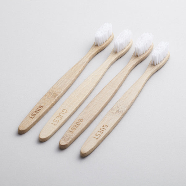 Guests Toothbrush Set