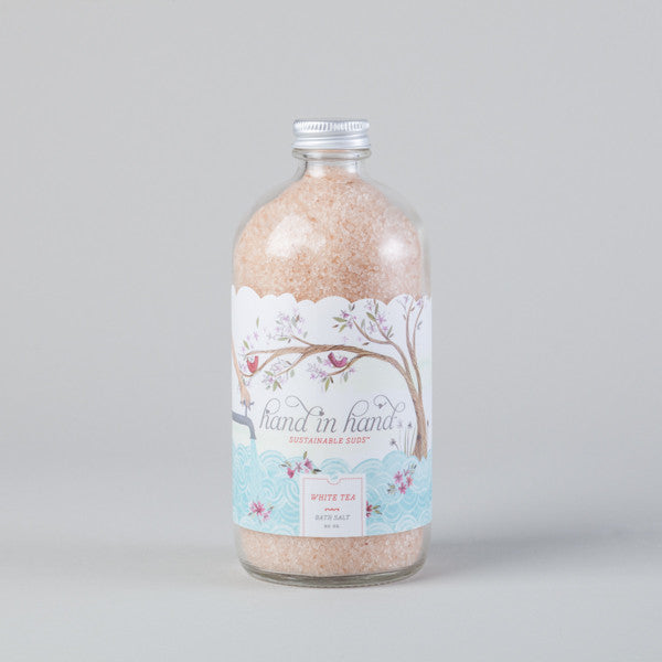 Hand in Hand Bath Salt