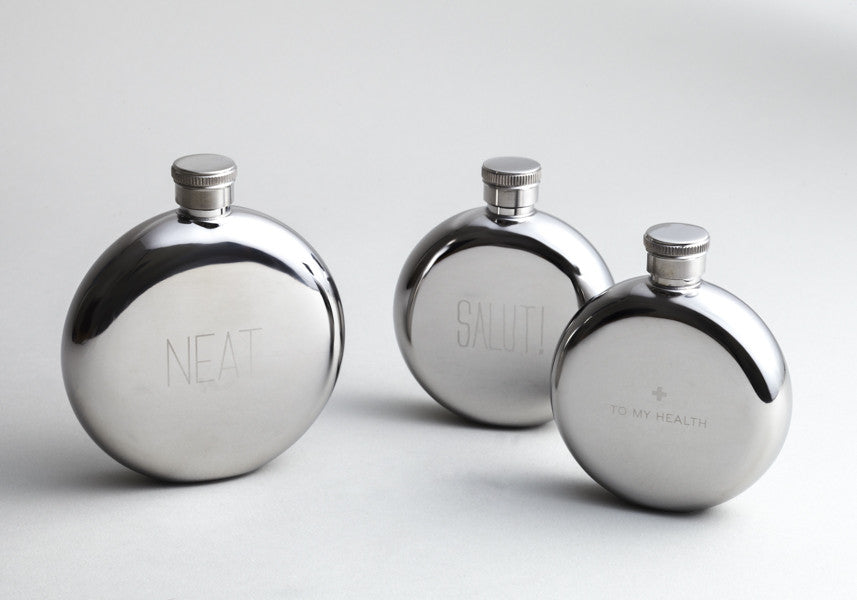 NEAT. Flask 5 oz