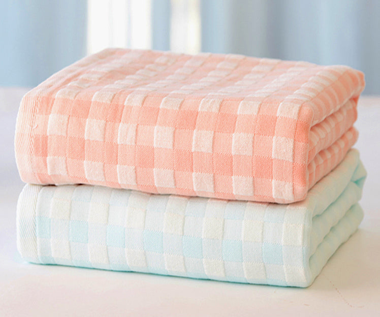 Gingham Throw Blankets by PROSE Décor