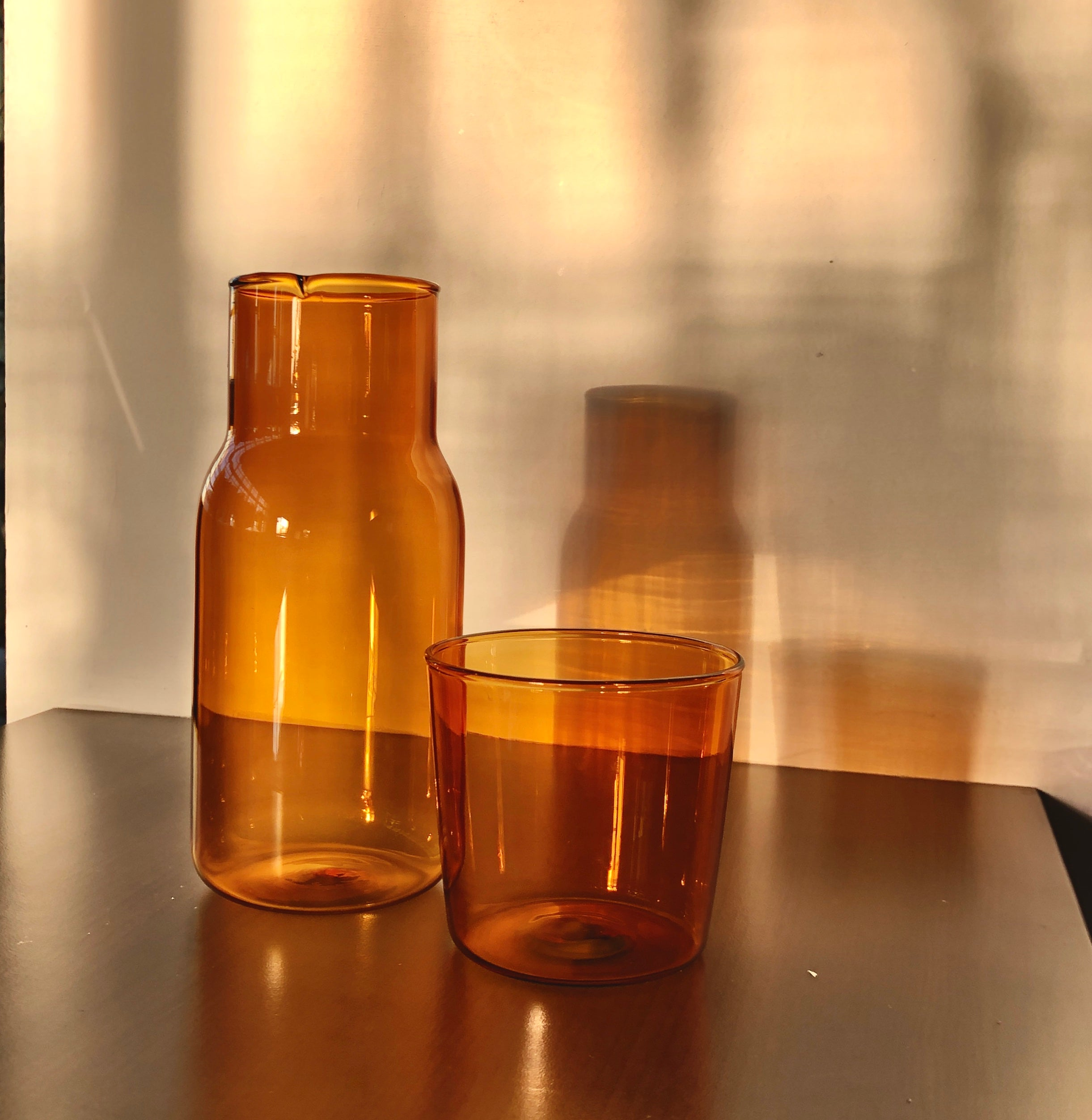 Amber Tumbler Set by PROSE Tabletop