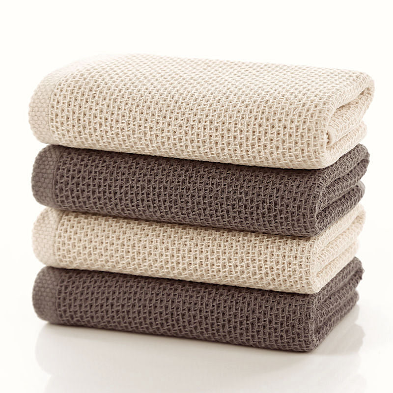 Honeycomb Face & Hand Towels by PROSE Décor