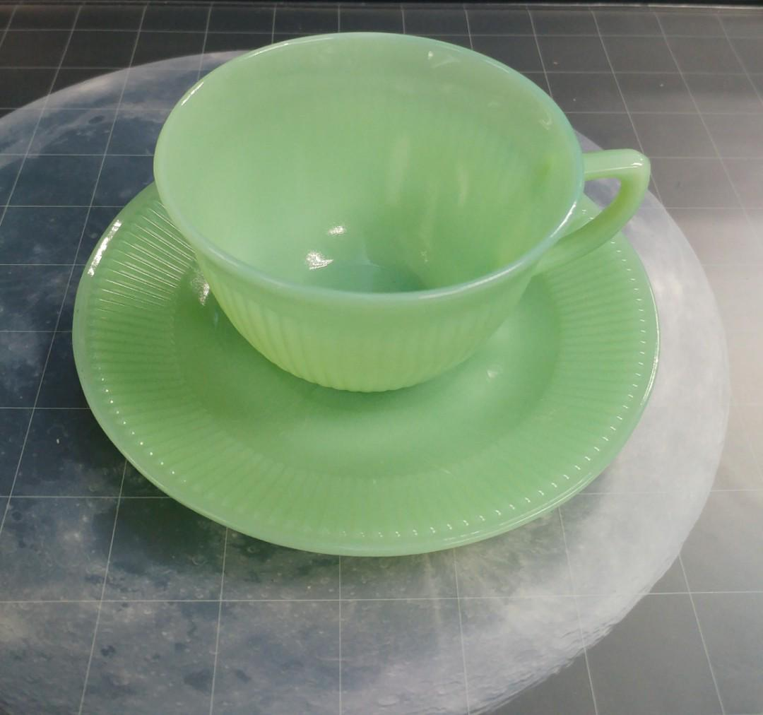 Jadeite Tea Set by PROSE Tabletop
