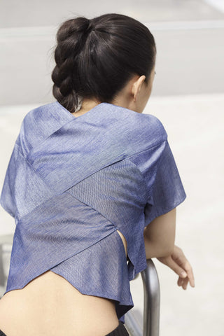 Takenoko Denim Top #02